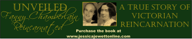 Unveiled: Fanny Chamberlain Reincarnated by Jessica Jewett, personal reincarnation account