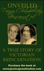 Unveiled: Fanny Chamberlain Reincarnated by Jessica Jewett