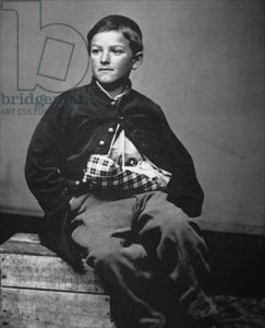 William Black, age 12, youngest soldier killed in the Civil War.
