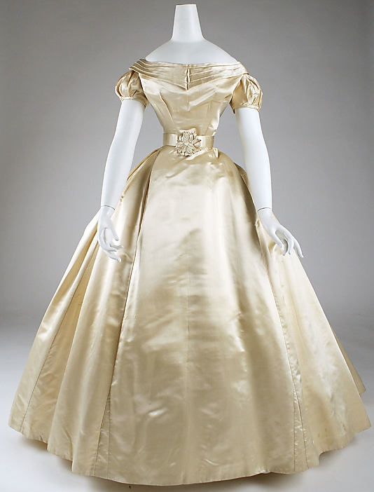 19th century wedding dress images for 19th century wedding dresses