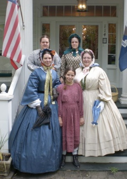The Lady Civil War Reenactor: Part IV