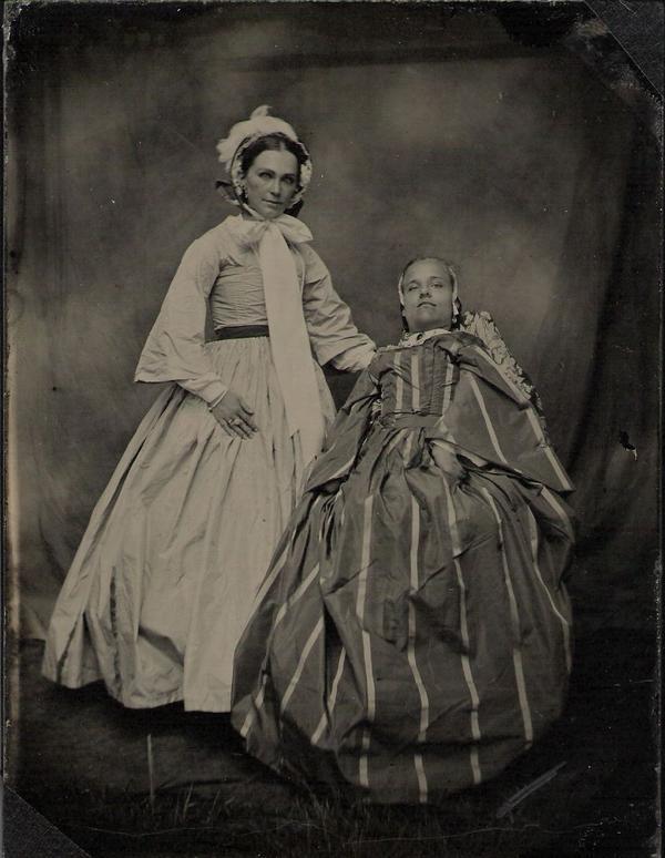 The Lady Civil War Reenactor: Part II