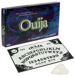 The great Ouija board debate