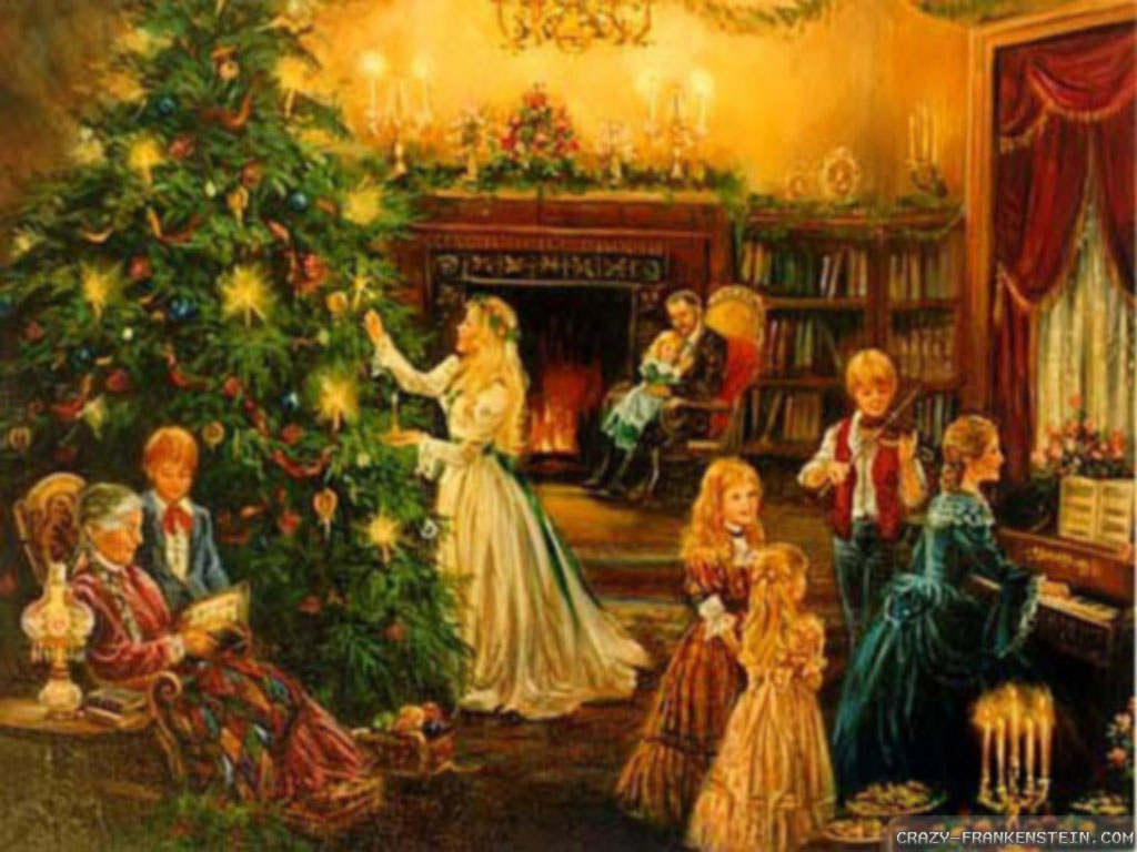 2012 Christmas message from spirit