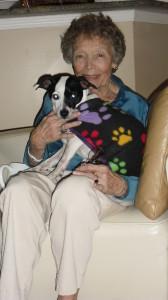 Lois Jewett, Jessica Jewett's grandmother