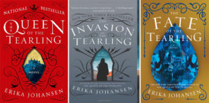The Queen of Tearling Series